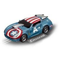 """Дополнительный автомобиль """"marvel. капитан америка"""", Carrera"""
