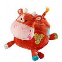 "Развивающая игрушка ""корова вики"", Lilliputiens"
