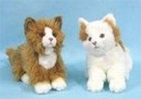 Кошка белая, Hansa (Ханса)