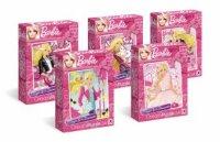 Пазл-мини barbie, 54 элемента, Astrel