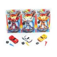 """Трансформер робот """"super force"""" (3 вида), Shenzhen Jingyitian Trade Co., Ltd."""