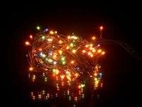 Гирлянда электрическая, 900 см, разноцветная, Monte Christmas