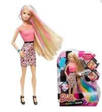 """Кукла """"barbie с радужными волосами"""", Mattel (Маттел)"""