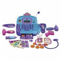 Игрушка кассовый аппарат доктора, Doctor Plusheva