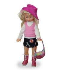 """Кукла """"алиса"""" со звуковым устройством, ходячая (55 см), Весна"""