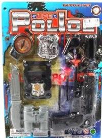 """Игровой набор """"полиция 581-6"""", Shantou Gepai"""