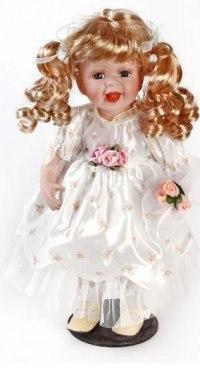 """Кукла фарфоровая """"лили"""" (15 дюймов), Angel Collection"""
