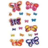 "Наклейки ""бабочки 3d"", Herma"
