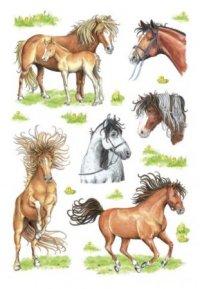 """Наклейки """"год лошади"""", Herma"""