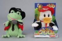 Мягкая игрушка (утенок, лягушонок) с микрофоном, Simba (Симба)