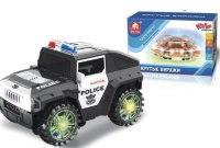 "Машина-трюкач ""полиция"", S+S Toys"