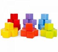 """Кубики """"детские"""", 36 штук, Рославльская игрушка"""