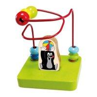 "Развивающая игрушка-паутинка ""крот"", Bino"