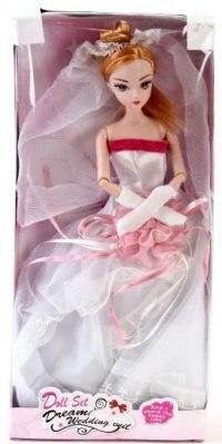 """Кукла шарнирная """"jenny"""" (невеста), Shantou Gepai"""