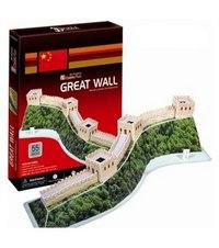 "3d-пазл ""великая китайская стена"", CubicFun"