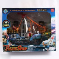 "Игровой набор ""пиратский корабль"", арт. 50828e, Shenzhen Jingyitian Trade Co., Ltd."