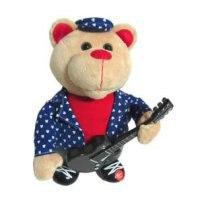 """Анимированная игрушка """"мишка ромео"""", Музыкальные подарки"""