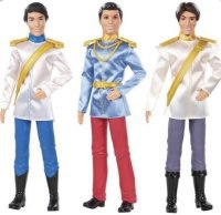 "Кукла disney ""принц"", Mattel (Маттел)"