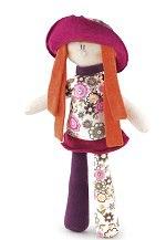 Мягкая кукла амбрэ, 33 см, Trudi
