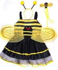 """Костюм карнавальный """"пчелка"""", длина 55 см, Новогодняя сказка"""