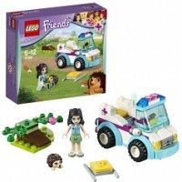 """Конструктор lego """"ветеринарная скорая помощь"""", LEGO (Лего)"""