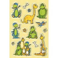 """Наклейки """"динозаврики"""", Herma"""