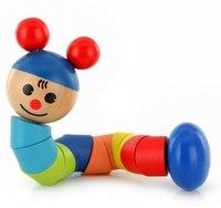 Гусеница, Мир деревянных игрушек (МДИ)