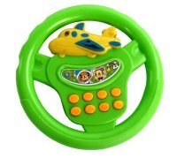 Руль музыкальный, арт. ec18500r, S+S Toys