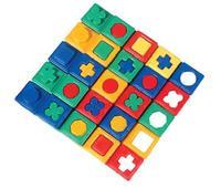 Домино логическое, 20 элементов, Строим вместе счастливое детство