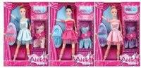 """Кукла abbie """"мой гардероб"""" (короткие платья), 29 см, Shantou Gepai"""