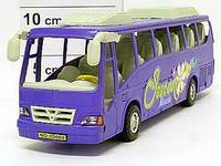 """Инерционная машина пластмассовая """"автобус"""", Shenzhen Jingyitian Trade Co., Ltd."""