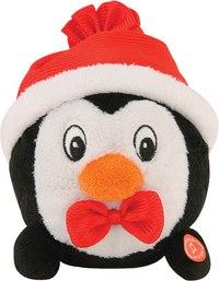 """Мягкая музыкальная игрушка """"пингвин"""", Mister Christmas"""