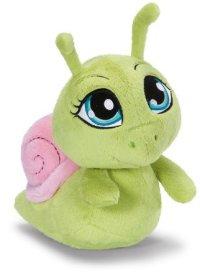 """Мягкая игрушка """"улитка зеленая"""" (15 см), NICI"""
