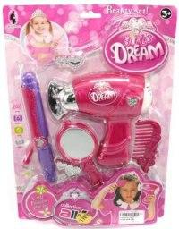 "Набор парикмахерский ""girls dream"", 7 предметов, Shantou Gepai"