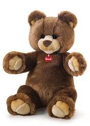 Коричневый медведь гедеон, 46 см, Trudi