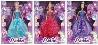 "Кукла abbie ""принцесса"", с аксессуарами, 29 см, Shantou Gepai"