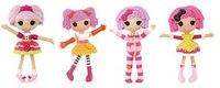 "Кукла mini  ""веселые нотки. сладкоежка"", pillow featherbed, Lalaloopsy"
