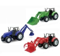 Модель трактора, New Ray