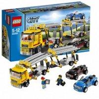 """Игрушка """"город транспорт для перевозки автомобилей"""", LEGO (Лего)"""