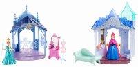"""Игровой набор """"холодное сердце"""" (замок с куклой), Mattel (Маттел)"""