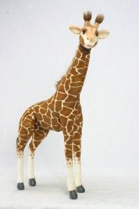 Жираф стоящий (70 см), Hansa (Ханса)