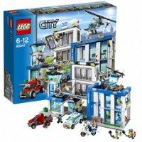 """Игрушка """"город полицейский участок"""", LEGO (Лего)"""