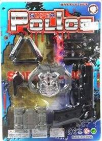 """Игровой набор """"полиция 581-11"""", Shantou Gepai"""