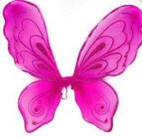Крылья бабочки, 48 см, Новогодняя сказка