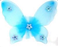 Крылья бабочки, 46 см, Новогодняя сказка