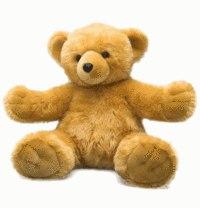 """Медведь коричневый """"обними меня"""" (72 см), AURORA (Аврора)"""