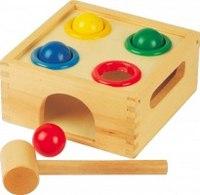 """Стучалка """"шарики"""", Мир деревянных игрушек (МДИ)"""