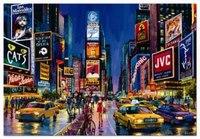 """Пазл с неоновым свечением """"times square"""", нью йорк (1000 деталей), Educa"""