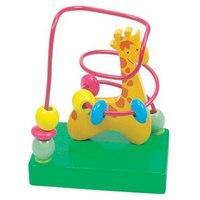 """Развивающая игрушка-паутинка """"жираф"""", Bino"""