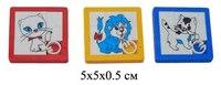 "Головоломка ""веселые зверята"", 3 вида, Shantou Gepai"
